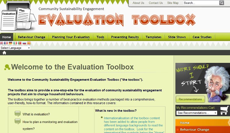 Evaluation Toolbox